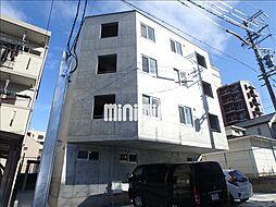 白壁ふたば荘[3階]の外観