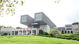 福岡県北九州市八幡東区高見2丁目の賃貸マンションの外観