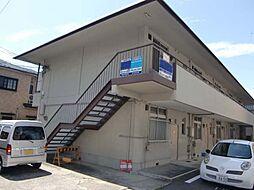 尾崎マンション[1階]の外観