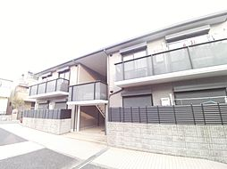 兵庫県神戸市東灘区御影郡家1丁目の賃貸アパートの外観