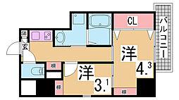須磨海浜公園駅 5.5万円