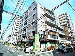 兵庫県神戸市灘区倉石通3丁目の賃貸マンションの外観