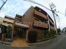 兵庫県宝塚市栄町1丁目の賃貸マンションの外観