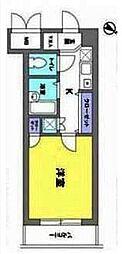 サンテミリオン田園調布南 bt[604kk号室]の間取り