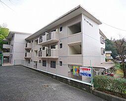 福岡県福岡市中央区谷2丁目の賃貸マンションの外観