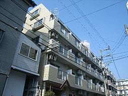ストリームライン箱崎Ⅱ[4階]の外観