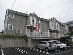 大阪府四條畷市田原台5丁目の賃貸アパートの外観