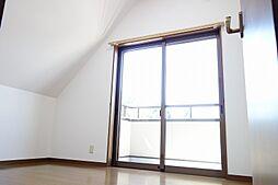勾配天井が素敵ですね