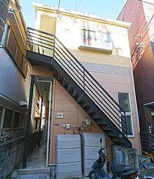 ハイツ加賀[2階]の外観