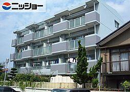 リバーサイドL1[4階]の外観