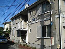 パティオSUZUKI[2階]の外観