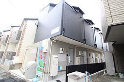 愛知県名古屋市南区豊2丁目の賃貸アパートの外観