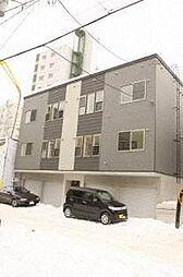 キャステル東札幌[2階]の外観