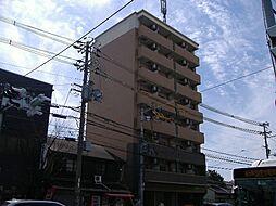 大阪府堺市堺区北三国ヶ丘町3丁の賃貸マンションの外観