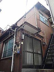 春沢アパート[1階]の外観