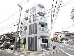 愛知県名古屋市千種区内山1丁目の賃貸アパートの外観