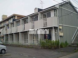 スペースタウン鶴田[2階]の外観