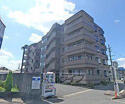 京都府京都市西京区上桂御正町の賃貸マンションの外観