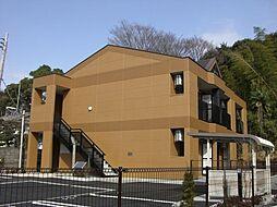 静岡県沼津市西沢田の賃貸アパートの外観