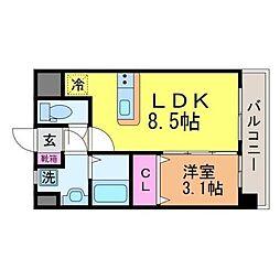 清水町駅 6.2万円