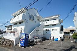 福岡県福岡市東区和白東3丁目の賃貸アパートの外観
