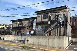 福岡県太宰府市国分3丁目の賃貸アパートの外観