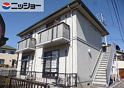 カトル篠木[2階]の外観