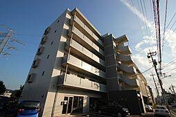 広島県広島市安佐南区緑井6丁目の賃貸マンションの外観