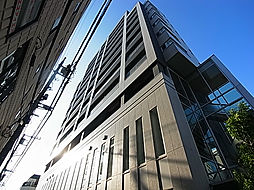 パークフラッツ松戸[4階]の外観