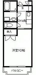 プロキオン[3階]の間取り