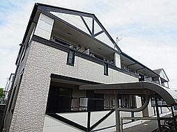 クリスタルM[1階]の外観