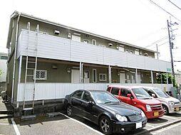 東京都練馬区東大泉7の賃貸アパートの外観