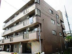 兵庫県尼崎市上ノ島町1丁目の賃貸マンションの外観