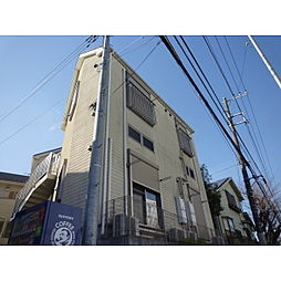 ビックオレンジ横浜西谷B棟[1A号室]の外観