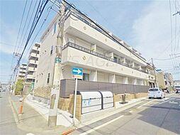 神奈川県横浜市港南区最戸1丁目の賃貸アパートの外観