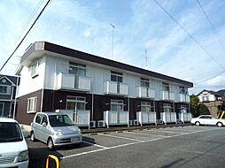 シーズ桜B[2階]の外観