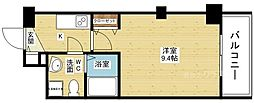 セレニテ新大阪弐番館[11階]の間取り