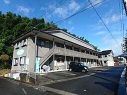 兵庫県豊岡市出石町福住の賃貸アパートの外観