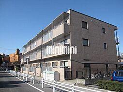 江戸橋利平治マンション[2階]の外観