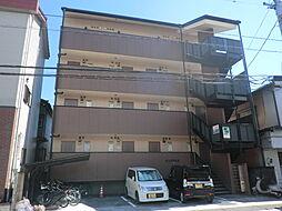 高知県高知市高須東町の賃貸アパートの外観