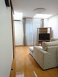 港区弁天3丁目 一戸建住宅 3SLDKの居間