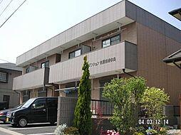 マンション市原姉崎中央[202号室]の外観