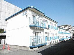 パシフィックオーシャンハイツPART1[1階]の外観