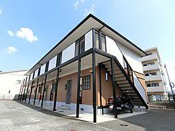 サンガーデン安威 A棟[1階]の外観