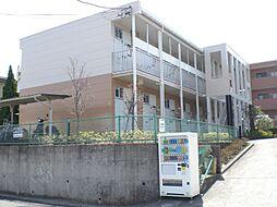 レオパレスフレア[2階]の外観