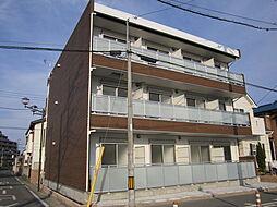 リブリ・タウンコート[202号室]の外観