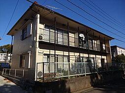長谷川コーポ[2階]の外観