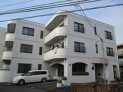大倉山エステハイツ第3[104号室]の外観
