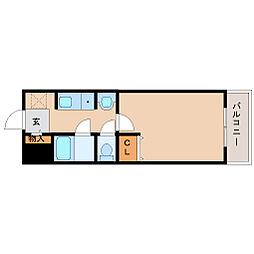 ステラハウス10[2階]の間取り