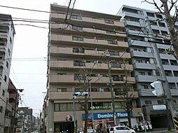 神奈川県横浜市南区高根町3丁目の賃貸マンションの外観
